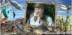 кружка рыбалка-охота -011