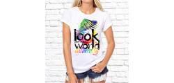 кружка цветы -215